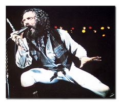 Ian Anderson-Jethro Tull