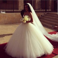 Dream wedding dress #bacheloretteandbride