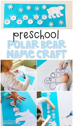 Preschool: Polar Bears - Mrs. Plemons' Kindergarten