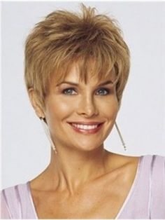 The Fabulous Short Straight Strawberry Blonde Wig Match The Capable Disposition  Original Price: $187.00 Latest Price: $51.59