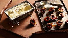 O Tama Carey's recipe for fig leaf gelato with caramelised black figs requires an ice-cream machine and a little fig leaf-hunting, but the result is well worth it! Check out The Seasonal Cook's column for tips and recipes. Fig Recipes, Italian Recipes, Ice Cream Churner, Sbs Food, Food Food, Black Fig, Gelato Recipe, Ice Cream At Home, Fig Leaves