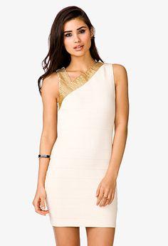 Studded Bandage Bodycon Dress | FOREVER21 - 2027142633
