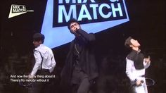 MIX & MATCH Ep 4 - Team Jinhwan - 'I Want You'  (Luke James)