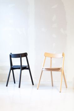 The OKI chair by Norwegian designer Stine Aas.