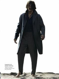 Jarrod Scott for GQ Style Spain by Alvaro Beamud Cortes
