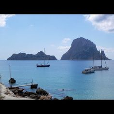 Beautiful Es Vedra..... We love you ... Some summers stay with is forever we made our own nevereding story. Trust the magic of new beginnings