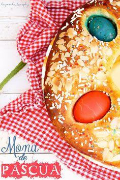 Receta de la Mona de Pascua tradicional