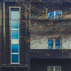 "Saatchi Art Artist Tomasz Paszek; Photography, ""Blue Windows - Limited Edition 1 of 1"" #art"