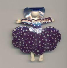 Lea-Stein-Ballerina-Brooch-Purple-NEW