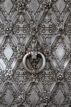 Iron door (by Hans Bouman) https://hiveminer.com/User/Hans Bouman/Interesting