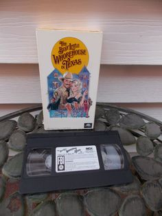 The Best Little Whorehouse in Texas VHS by PfantasticPfindsToo, $9.99