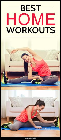 30 Minute No Gym Workout For A Fitter