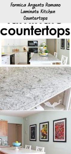 Formica Argento Romano Laminate Kitchen Countertops In 2020