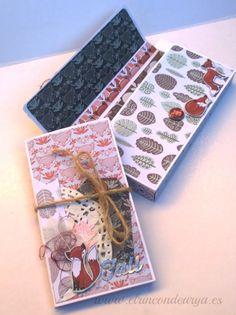 """Tutorial mini álbum con caja """"El otoño y los zorritos"""" WP_20151014_18_38_43_Proret"""