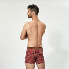 The Boxerkilt has been designed to combine the advantages of snug-fitting boxer briefs together with the health benefits of going commando. The traditional Scottish Kilt is the inspiration for the Boxerkilt in that it the kilt renowned for being worn without any underwear; just ask any true Scotsman. Going commando. Follow us on Instagram Scottish Kilts, Boxer Briefs, Health Benefits, Snug, Underwear, Swimwear, Red, Traditional, Design