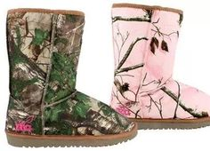 Camoflauge boots- does anyone know where I could get a pair of these ugg boots???