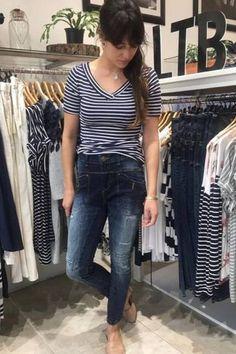 Boyfriend Styled Marle Jeans by LTB