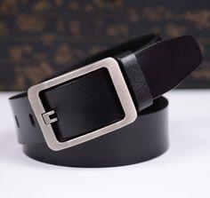 Cinturón Hombre Cuero Belts Leather Genuine Luxury Designer Pin Buckles Cowboys Envío Gratis! Free Shipping! #ipagutiendaenlinea