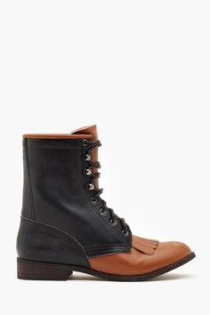 Showpony Boots at Nasty Gal by Jefferey Campbell