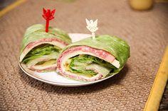 Italian lettuce wraps - my favorite!