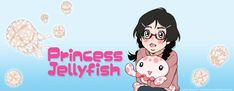 19 images (& sounds) of the Princess Jellyfish cast of characters. Pics of the Princess Jellyfish voice actors (Show). Princess Jellyfish, Pink Jellyfish, Jellyfish Drawing, Jellyfish Aquarium, Jellyfish Facts, Jellyfish Painting, Jellyfish Tattoo, Medusa, Otaku
