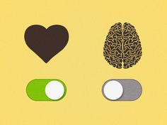 This Little Test Reveals Whether You're Ruled By Your Head, Hands, Or Heart.