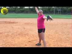 Meagen Denny Pitching Lesson - The Fastpitch Softball TV Show Episode 126. This week PFX pitcher Meagen Denny gives us a pitching lesson.    Visit the Fastpitch TV Show's website at http://Fastpitch.TV