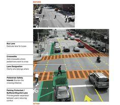 El alcalde de NYC, Bill de Blasio, presentó Vision Zero, un ambicioso plan para eliminar las muertes por causa de accidentes de tránsito. ¿En qué consiste?