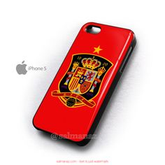 Spain Logo Brazil Fifa World Cup 2014 iPhone 5,5s Cover Case