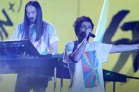 """RADIO   CORAZÓN  MUSICAL  TV: STEVE AOKI & LOUIS TOMLINSON PUBLICAN EL SINGLE """"J..."""