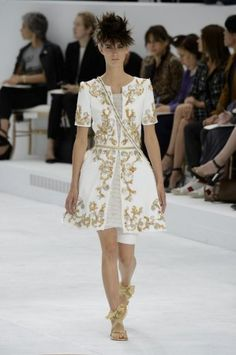 Chanel Haute Couture осень-зима 2014-2015
