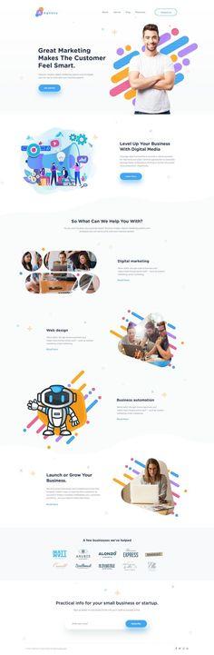 Dribbble - by Arifur Rahman Tushar ➔ Website Design Inspiration, Website Design Layout, Web Layout, Layout Design, Website Designs, Cool Web Design, Web Ui Design, Design Design, Interface Web