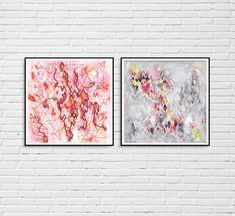 Geometric art, Urban art print, Geometric art, Fine art set, Waves, Square Print, Chevron art, Colorful Wall art, Room decor, Rhombus Chevron Art, Geometric Art, Colorful Wall Art, All Print, Urban Art, Fine Art Prints, Room Decor, Waves, Abstract