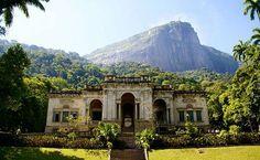 Parque Lage - Jardim Botanico