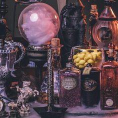 Witchcraft, magic world