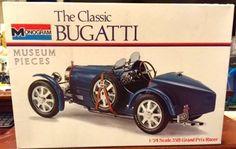MONOGRAM 1:24 Bugatti 35B