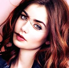 Lily Jane Collins ♥