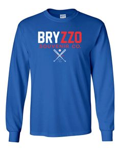 BRYZZO Souvenir Company Bryant Rizzo Chicago Cubs by JacTedUpTees
