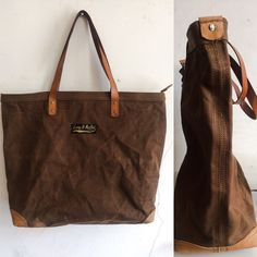 Canvas Bags, Vintage Canvas, Madewell, Tote Bag, Fashion, Moda, Cloth Bags, Carry Bag, Tote Bags