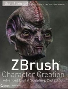 ZBrush Character Creation: Advanced Digital Sculpting 2nd Edition free download by Scott Spencer ISBN: 9780470572573 with BooksBob. Fast and free eBooks download.  The post ZBrush Character Creation: Advanced Digital Sculpting 2nd Edition Free Download appeared first on Booksbob.com.