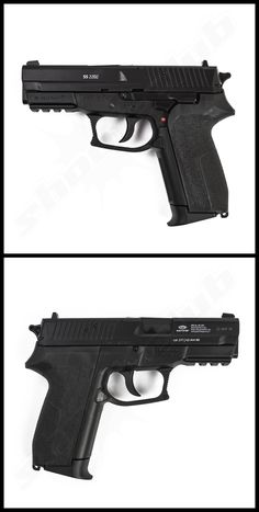 Gletcher SS 2202 CO2 Pistole NBB - 4,5mm Stahl BBs