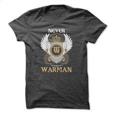 WARMAN Never Underestimate - #country sweatshirt #sudaderas sweatshirt. MORE INFO => https://www.sunfrog.com/Names/WARMAN-Never-Underestimate-shztswolhb.html?68278