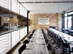 Restaurant PNY by CUT Architectures