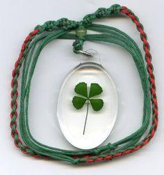 Irish Lucky Charm 4 Me Good Luck Gift Mojo