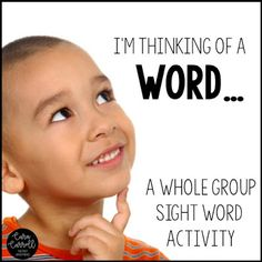 Today we're talking all about sight words. Specifically, my top 5 effective tips for making sight words STICK! So often we as teachers focus on assessing our student's sight word automaticity in i Sight Word Centers, Sight Word Games, Sight Word Activities, Phonics Activities, Math Games, First Grade Parade, Building Games For Kids, Teaching Sight Words, Kindergarten Games