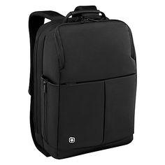 """Buy Wenger Reload 16"""" Laptop Backpack Online at johnlewis.com"""