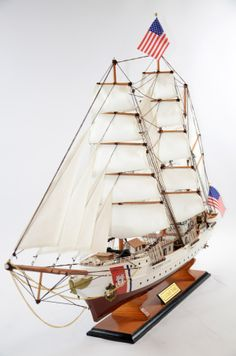big Seahawks sailboat model, hand made, long. nice to placed in hotel. Sailboat Craft, Seahawks, Sailing Ships, Nice, Model, Models, Template, Sailboat