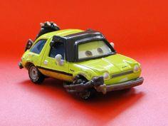 Mattel Cars 2 diecast: Acer with torch (K-Mart exclusive, 2012) · Photo ©2013 Jeff Pidgeon