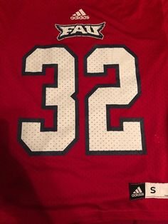 dee302c56 Florida Atlantic University Football Jersey  fashion  clothing  shoes   accessories  mensclothing  othermensclothing (ebay link)