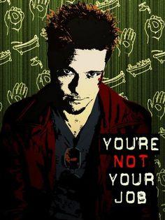 You're Not Your Job by Vuk Orek
